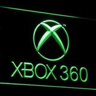 Xbox 360 neon sign LED