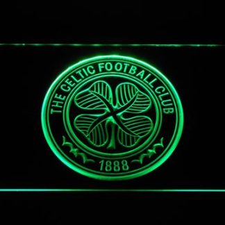 Celtic FC Emblem neon sign LED