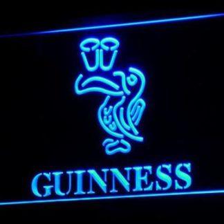Guinness Toucan neon sign LED