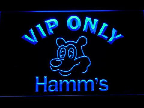 Hamm's VIP Only neon sign LED