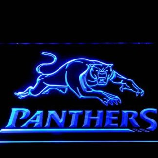Penrith Panthers neon sign LED