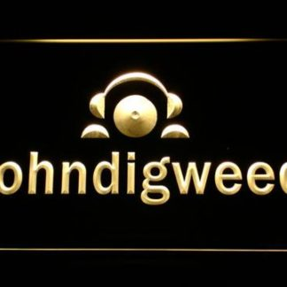 John Digweed neon sign LED