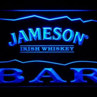 Jameson Bar neon sign LED