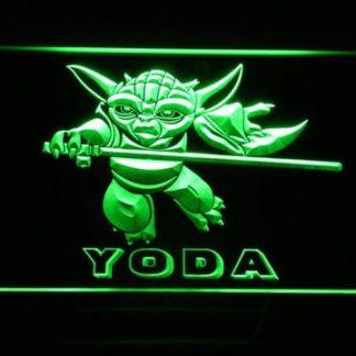 Star Wars Yoda neon sign LED