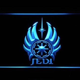 Star Wars Jedi Code neon sign LED