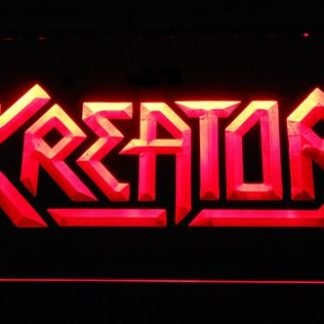 Kreator neon sign LED