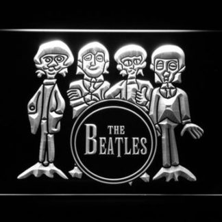 The Beatles Drum neon sign LED