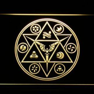 The Legend of Zelda Ocarina of Time neon sign LED