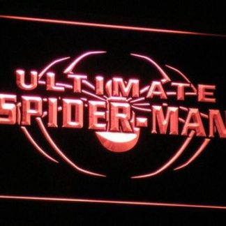 Spider-Man Ultimate neon sign LED