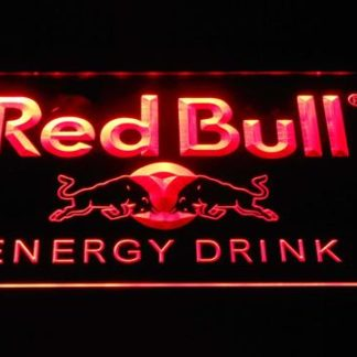 Red Bull Energy Drink neon sign LED
