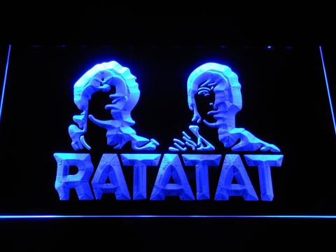 Ratatat neon sign LED