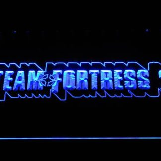 Team Fortress 2 neon sign LED