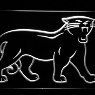 Carolina Panthers 1995-2011 Logo - Legacy Edition neon sign LED