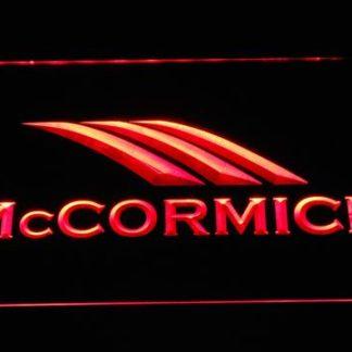 McCormick neon sign LED