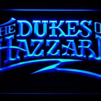 The Dukes Of Hazzard neon sign LED