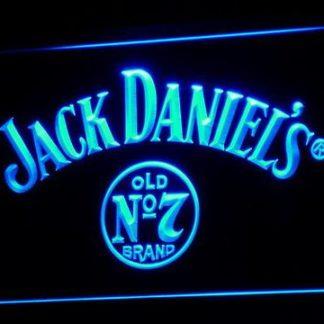 Jack Daniel's Old No. 7 neon sign LED