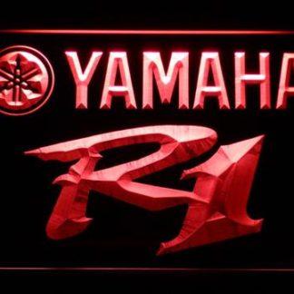 Yamaha R1 neon sign LED