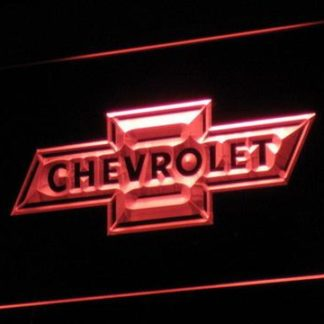 Chevrolet Old Logo neon sign LED