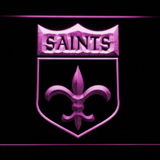 New Orleans Saints 1967-1984 - Legacy Edition neon sign LED