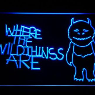 Where The Wild Things Are neon sign LED