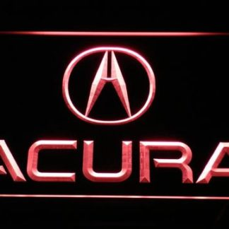 Acura neon sign LED