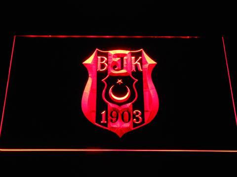 Besiktas JK neon sign LED