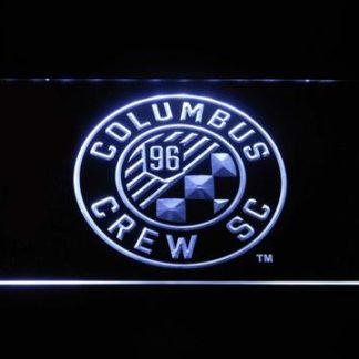 Columbus Crew SC neon sign LED