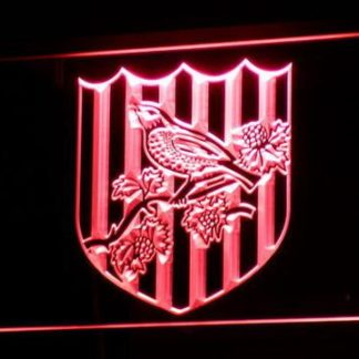 West Bromwich Albion Football Club 2000-2008 neon sign LED