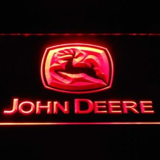 John Deere Logo neon sign LED