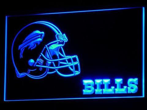 Buffalo Bills 2 neon sign LED