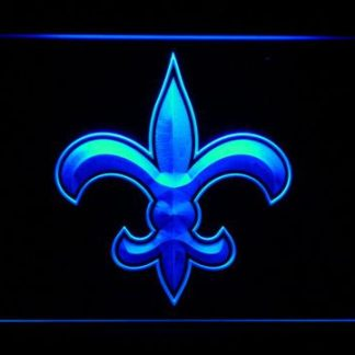 New Orleans Saints 1967-1999 - Legacy Edition neon sign LED