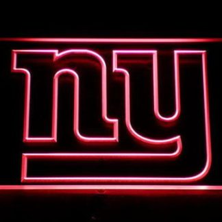 New York Giants Logo neon sign LED