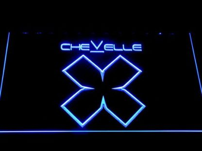 Chevelle neon sign LED
