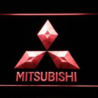 Mitsubishi neon sign LED
