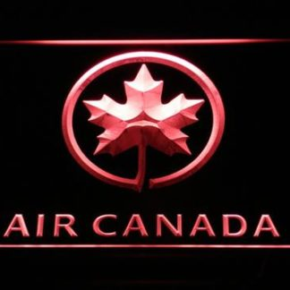 Air Canada neon sign LED