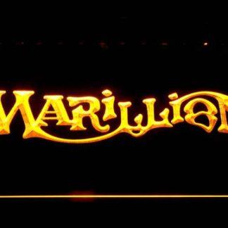 Marillion neon sign LED