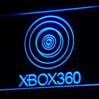 Xbox 360 Rings neon sign LED