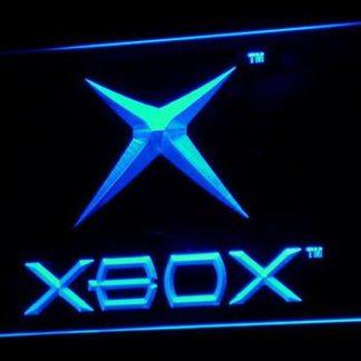 Xbox neon sign LED