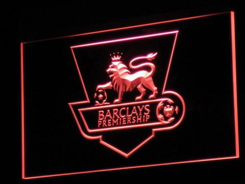 Barclays Premiership neon sign LED
