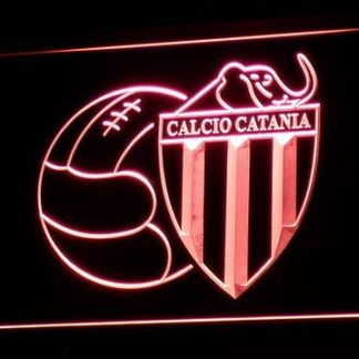 Calcio Catania neon sign LED
