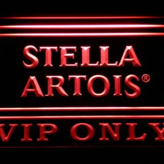 Stella Artois VIP Only neon sign LED