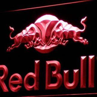 Red Bull neon sign LED