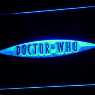 Doctor Who The End of Time neon sign LED