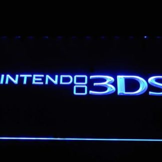 Nintendo 3DS neon sign LED