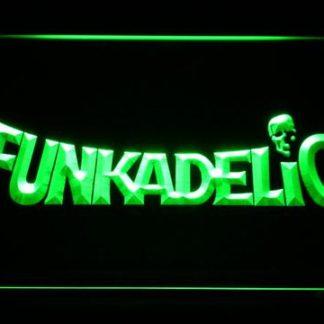 Funkadelic neon sign LED