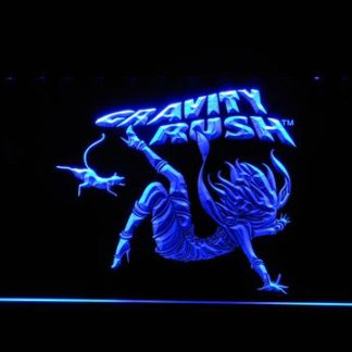Gravity Rush neon sign LED