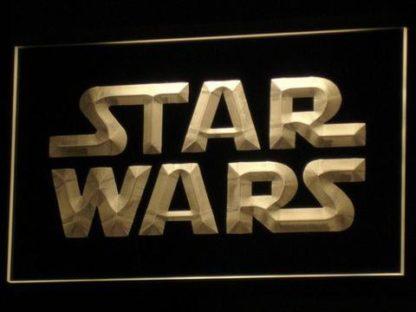 Star Wars neon sign LED