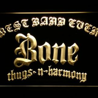 Bone Thugs N Harmony Best Band Ever neon sign LED