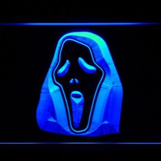 Scream neon sign LED