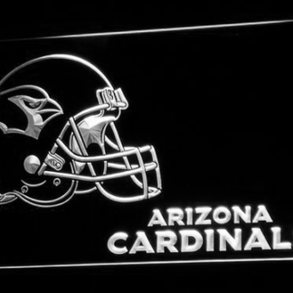 Arizona Cardinals Helmet neon sign LED